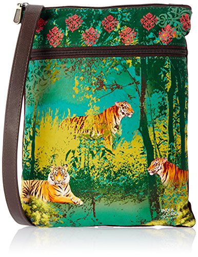 India Circus Sling Bag (Multi-Color) (14945) (multicolor)