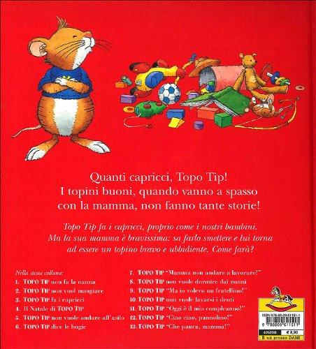 Libro topo tip fa i capricci di marco campanella for Topo tip giocattoli