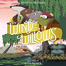 The Wind in the Willows Audiobook by Kenneth Grahame Narrated by Michael Page