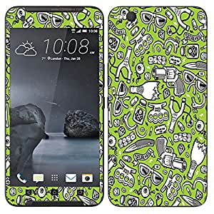 Theskinmantra Steal and kill mobile skin for HTC One X9
