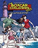 The Lighthouse Mystery (Boxcar Children Graphic Novels Set 3) (The Boxcar Children Graphic Novels Set 3)