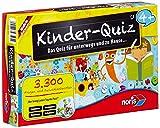 Noris Spiele 606013595 - Kinder Quiz 4+