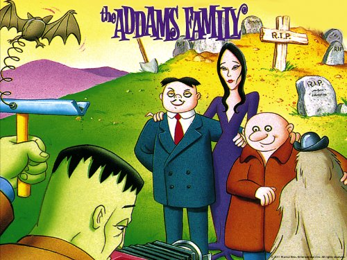 The Addams Family: The Animated Series (1973-1974)