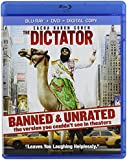 The Dictator [Blu-ray + DVD] (Bilingual)