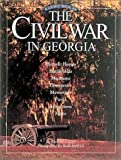 img - for The Civil War In Georgia: An Illustrated Travelers by Richard Lenz (1995-12-03) book / textbook / text book