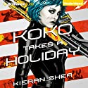 Koko Takes a Holiday Audiobook by Kieran Shea Narrated by Hillary Huber