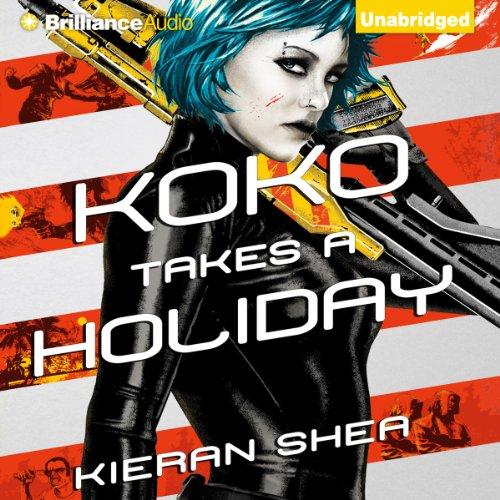 Koko Takes a Holiday (EBK #1) - Kieran Shea