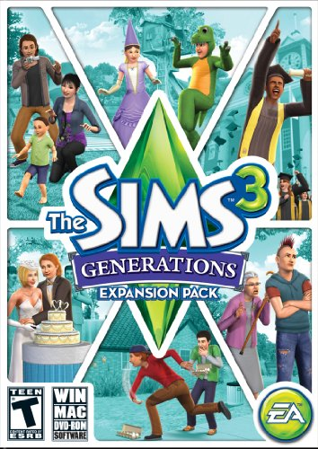 The Sims 3: Generations - Pc/Mac front-269658