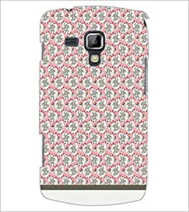 PrintDhaba Skull pattern D-1952 Back Case Cover for SAMSUNG GALAXY S DUOS 2 S7582 (Multi-Coloured)