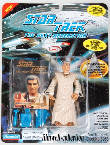Star Trek Next Generation - Ambassador Sarek