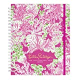 Lilly Pulitzer 2014-2015 Biggest Fan Agenda, Jumbo