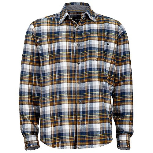 marmot-fairfax-flannel-ls-vintage-navy-l-mens-shirt