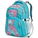 High Sierra Swerve Backpack Tropic Teal/Galaxy Tribe