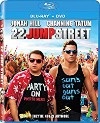 22 Jump Street (2 Discs) [Blu-ray]