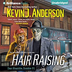 Hair Raising Audiobook