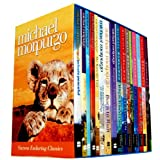 Michael Morpurgo 16 Books Collection Set Pack RRP � 84.99 (Michael Morpurgo Collection) (War Horse, Why the Whales Came, Mr Nobody's Eyes, Kensuke's Kingdom, Long Way Home, Escape from Shangri-La, Dear Olly, Toro! Toro!, Cool!, The Butterfly Lion)