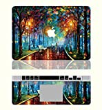 iCasso Love in the Rain Protective Full-cover Vinyl Art Skin Decal Sticker Cover for Apple MacBook Pro 13.3 inch(A1278) Reviews