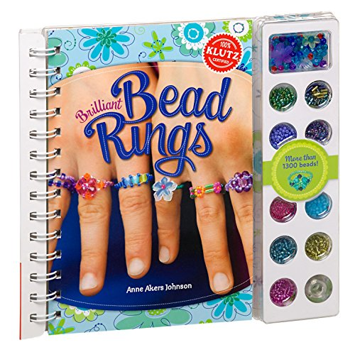 Klutz Brilliant Bead Rings Craft Kit