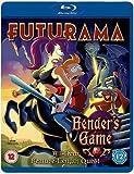 echange, troc Futurama:bender's Game [Blu-ray] [Import anglais]
