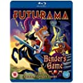 Futurama - Bender's Game [Blu-ray] [2008] [Region A & B]