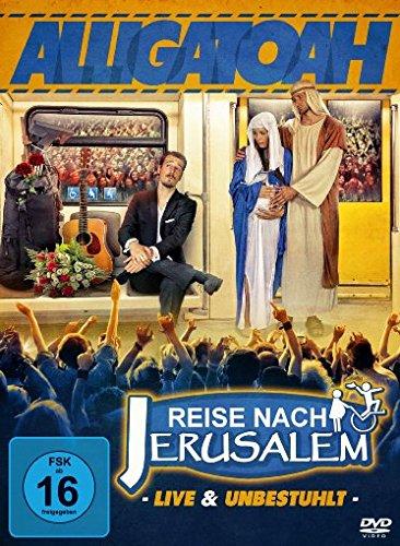 Alligatoah - Reise nach Jerusalem - Live & Unbestuhlt [Edizione: Germania]