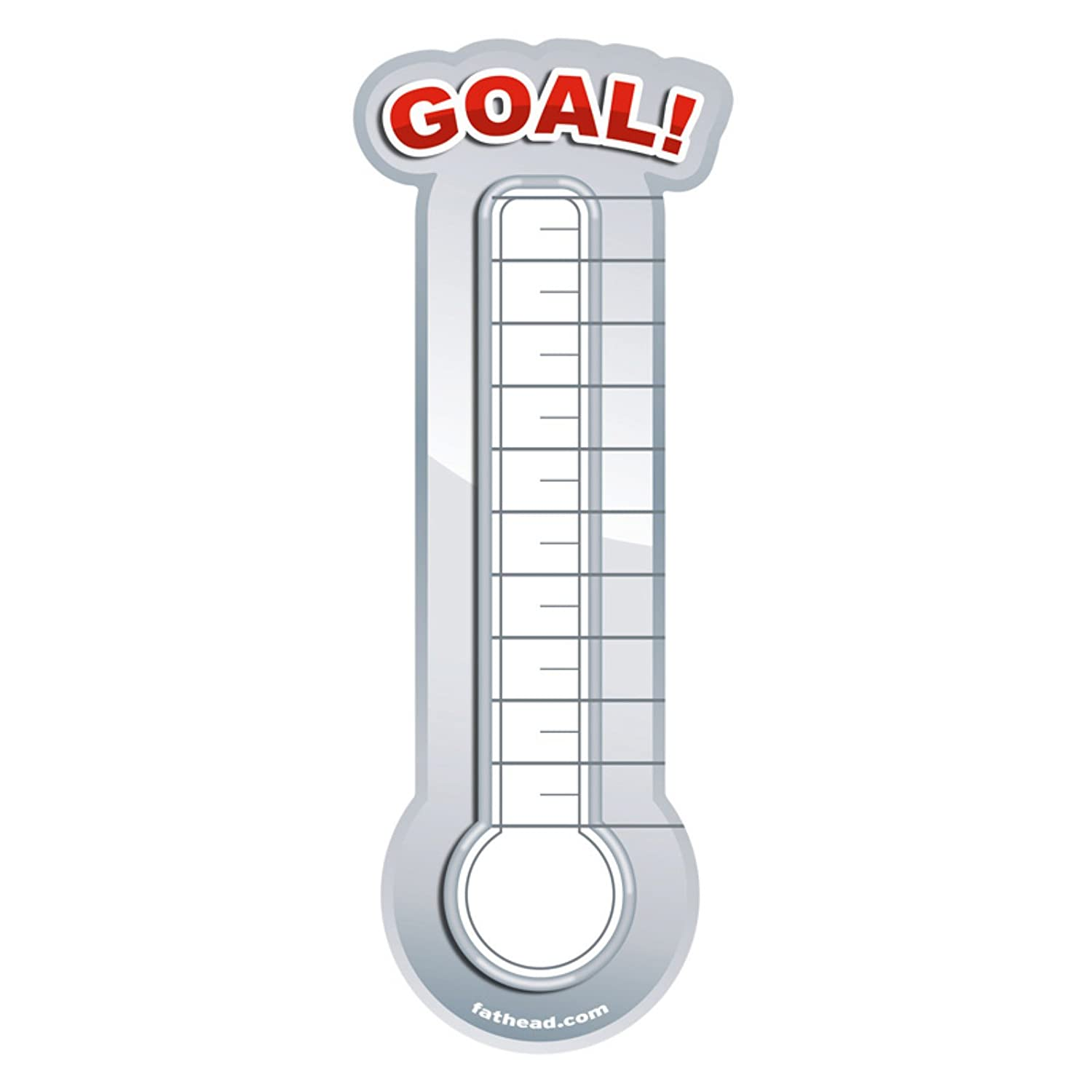 Anyone know how to make a goal thermometer for me Deion Saving ...