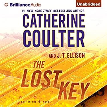 The Lost Key (Brit in the FBI) Book2 - MP3 - Catherine Coulter