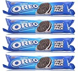 #7: Oreo Vanilla Crème Biscuits, 150 Grams (Pack of 4)