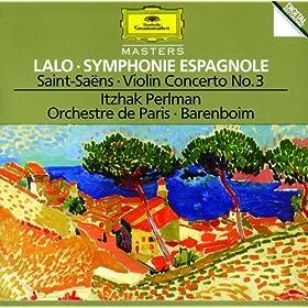 Lalo: Symphonie Espagnole In D Minor, Op.21 - 4. Andante