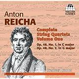 アントン・ライヒャ:弦楽四重奏曲全集 第1集(Reicha, Anton:Complete String Quartets Vol. 1)