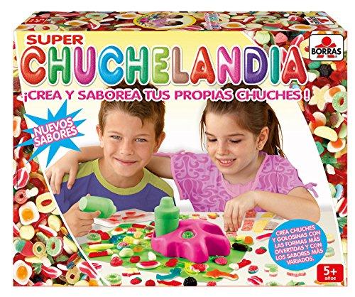 Educa Borrás - Super Chuchelandia, juego creativo (16580)