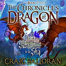 Strife in the Sky: The Chronicles of Dragon, Book 7 (       UNABRIDGED) by Craig Halloran Narrated by Lee Alan