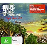 ROLLING STONES - SWEET SUMMER SUN : STANDARD (2CD + DVD)