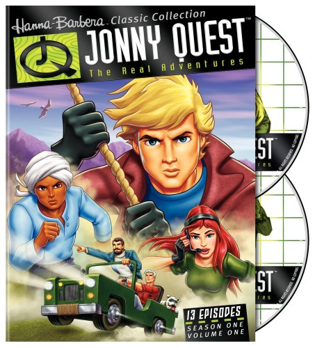 Real Advts of Jonny Quest: Complete First Season [DVD] [Import]
