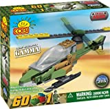 COBI Small Army Gamma Helicopter, 60 Piece Set