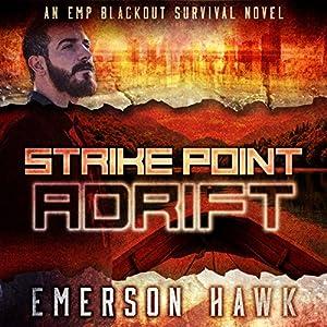 Strike Point - Adrift Audiobook