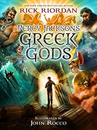 Percy Jackson's Greek Gods by Rick Riordan ebook deal