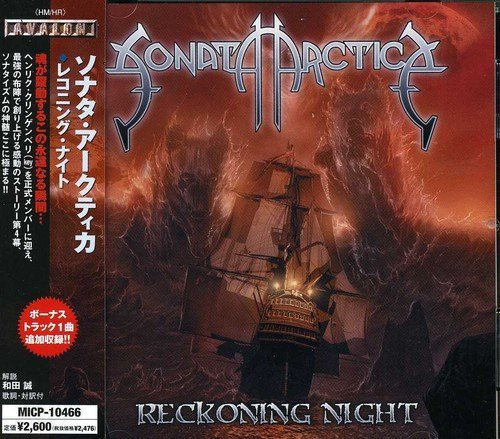 Reckoning Night by Sonata Arctica (2004-10-06)