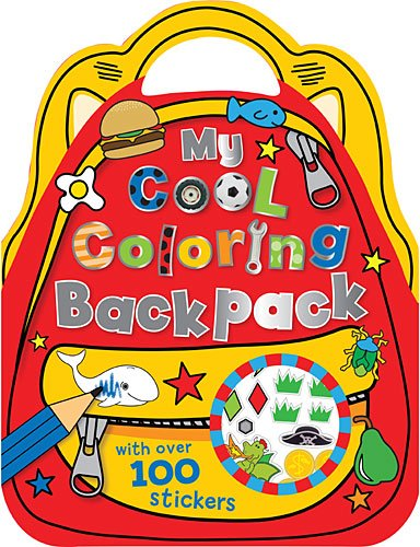 My Cool Coloring Backpack PDF