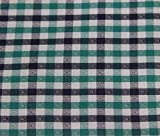Arvind Men's Cotton Checkered Shirt Fabrics(ARV_59_Multicolour)