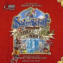 Sagenschiff: Die zweite Reise zu Ritterschatz & Wunderschloss Hörbuch von Thomas Brezina Gesprochen von: Thomas Brezina