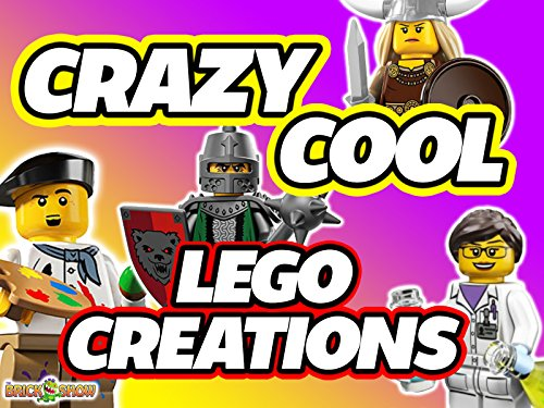 Clip: Crazy Cool Lego Creations - Season 1