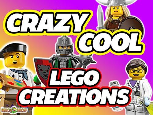 Clip: Crazy Cool Lego Creations - Season 1