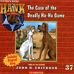 The Case of the Deadly Ha-Ha Game Audiobook