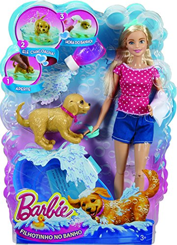 barbie-splish-splash-pup-playset