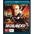 Highlander 3 The Sorcerer Blu-Ray (Region A, B, C)