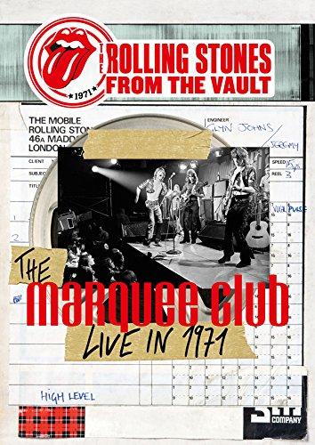 ローリング・ストーンズ/ザ・マーキー・クラブ ライヴ・イン1971(CD+Blu-ray)