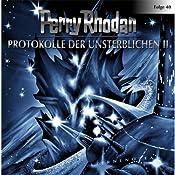 Protokolle der Unsterblichen (Perry Rhodan Sternenozean 40) | Andreas Eschbach
