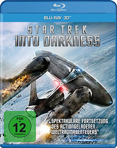 Star Trek 12 - Into Darkness [3D Blu-ray]