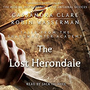 The Lost Herondale Hörbuch